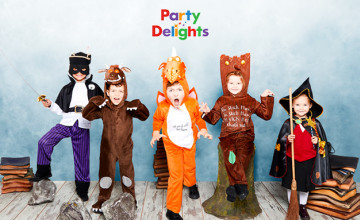 £5 Off Next Orders Over £40 with Newsletter Sign-ups at Party Delights