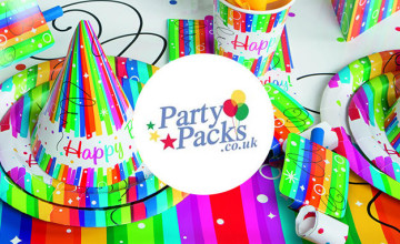 Birthday Balloons from Only £2 at Party Packs