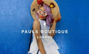 Register for the Newsletter for a 20% Discount on Your First Order at Paul's Boutique