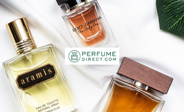 Free Shipping on Orders Over £50 at Perfume Direct