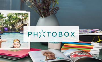 30% Discount on Orders Over £15 | Photobox Voucher Code