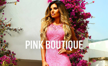 5% Student Discount at Pink Boutique