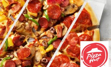 3 Large Pizzas + 3 Sides from $33.95 | Pizza Hut Promotional Code