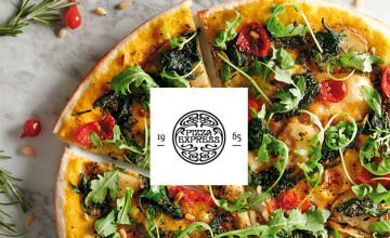 Book Now for In-Restaurant Dining at PizzaExpress