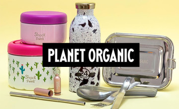 10% Off Orders with Newsletter Sign-ups at Planet Organic