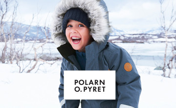 Free £5 Voucher with Orders Over £50 at Polarn O. Pyret