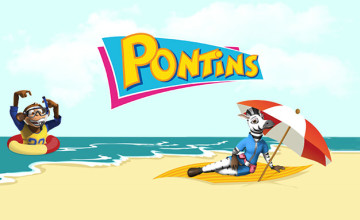 Book Themed Weekend Breaks £39 at Pontins