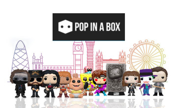 Free £5 Voucher with Orders Over £40 at Pop in a Box