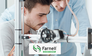 10% Off Orders Over £175 | Farnell Discount Code