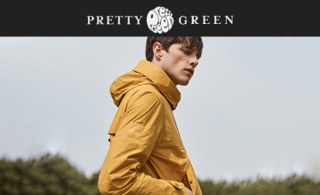 Free £5 Voucher with Orders £35 at Pretty Green