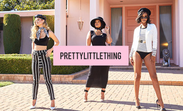 Use this 40% Discount Code on Orders at PrettyLittleThing