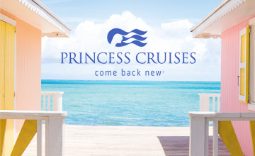 Deposits as Low as £50 in the Sale at Princess Cruises