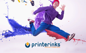 10% Off Ink and Toners at Printerinks.com