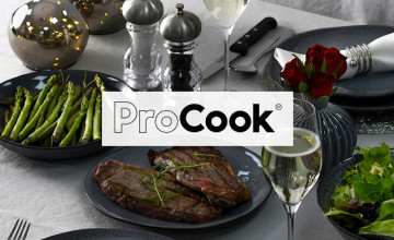 Up to 50% Off RRP on Orders at ProCook
