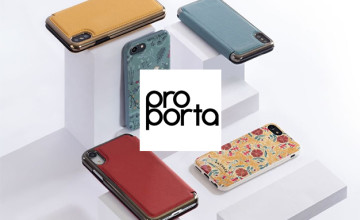 £15 Off Orders Over £70 at Proporta