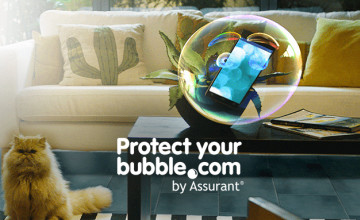 10% Off Phone Insurance for up to 2 Items at Protect Your Bubble