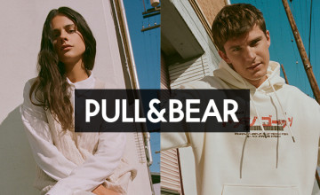 Enjoy up to 50% Off Men's Sweatshirts at Pull & Bear