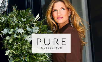 10% Discount When You Subscribe to the Mailing List at Pure Collection