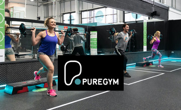 10% Discount 💪🏻 with Pay-in-Advance Memberships at Pure Gym
