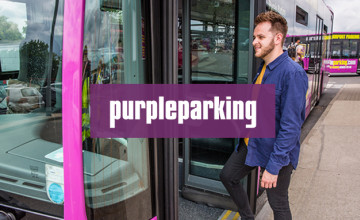 15% Off Airport Parking, Hotel, and Lounge Bookings at Purple Parking - Airport Parking