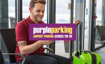 15% Off Airport Parking   Purple Parking - Airport Parking Discount