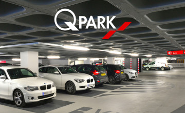 10% Off Parking Bookings at Q-Park