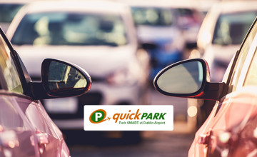 €5 for Premium Parking Upgrade at Quickpark