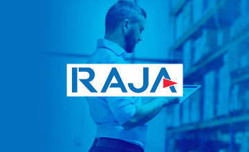 Free £15 Voucher with Orders Over £130 at Raja