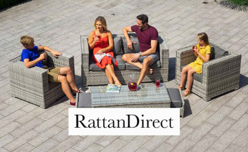 £200 Off Selected Orders 🍁 in the End of Season Sale | Rattan Direct Discount