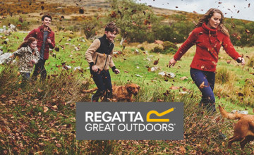 Save up to 70% in the Outlet at Regatta