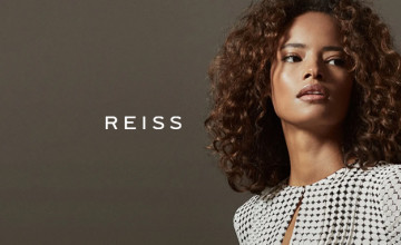 10% Off First Orders with this Reiss Discount Code