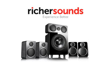 £10 Off Selected TV Orders at Richer Sounds