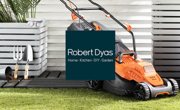 £5 Off Orders Over £25 at Robert Dyas