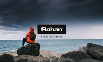 15% Off Orders | Rohan Discount Code