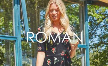 20% Off Orders at Roman Originals