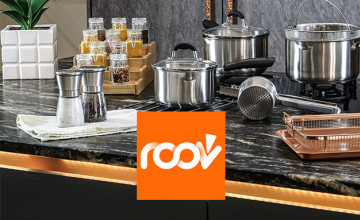 10% Off First Order at Roov