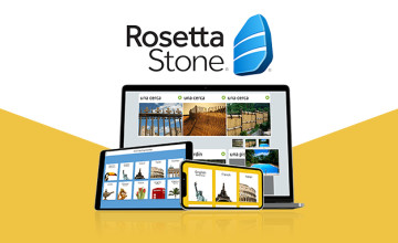 50% Off Selected Subscription Orders at Rosetta Stone