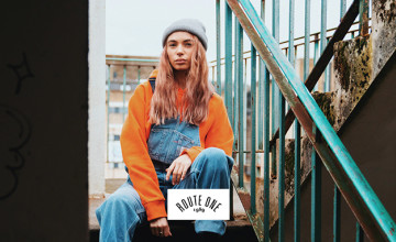 10% Off Footwear Orders Over £30 at Route One