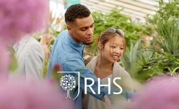 Individual Annual Membership from £47.25 at Royal Horticultural Society (RHS)