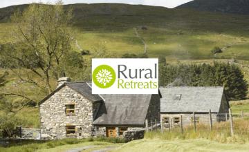 Enjoy Romantic Retreats from £150 at Rural Retreats