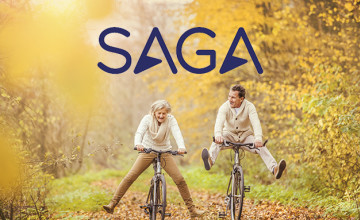 Up to 30% Off Online Quotes at Saga Travel Insurance