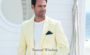 10% Off First Order with Newsletter Sign-Ups at Samuel Windsor