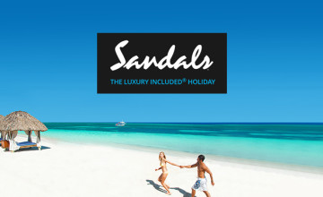 Extra 5% Off Selected Resorts + an Extra £100 with This Discount Code at Sandals Holidays
