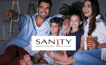 Sanity Offer Boxsets for Up to 50% Off!