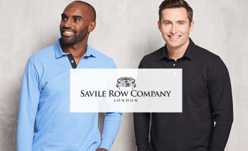 15% Off First Orders with Newsletter Sign-ups at Savile Row Company