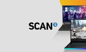 Save up to 30% on PC Gear with Daily Deals at Scan