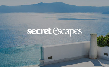 Free £20 Voucher with Orders Over £200 at Secret Escapes