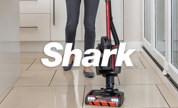 Save up to £180 on Selected Lines at Shark