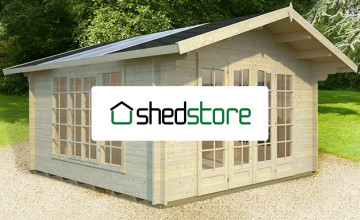 Enjoy an Extra 10% Off Orders Over £10000 at Shedstore