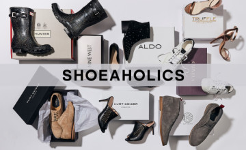 Up to 70% Off Selected Kurt Geiger, Carvela and Miss KG Styles at Shoeaholics
